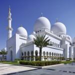 Sheikh Zayed Moschee – Abu Dhabi