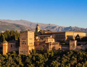 UNESCO-Weltkulturerbe Alhambra, Granada