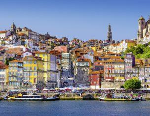 UNESCO-Weltkulturerbe Altstadt Porto