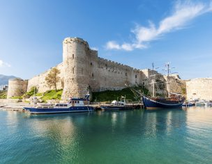 Festung, Kyrenia